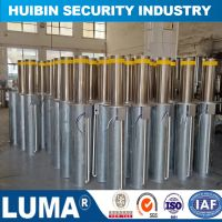 Automatic Road Bollard Safety Anti Terrorist Bollard