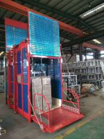 Good Quality Reliable Performance Construction Material lift