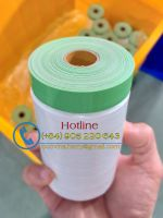 Cloth-taped Masking Film