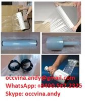 Stretch film for pallet packaging
