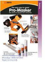 Pre-folded Masking Film/Plastic Film/ Hand Masker