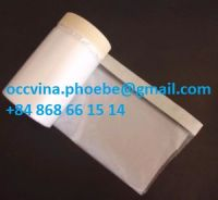 Plastic Masking Film with Paper Masking Tape