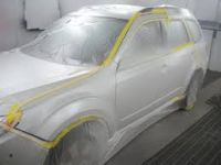 Corona Treated Paint Masking Film
