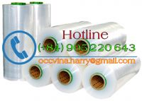 300-400% LLDPE Plastic Stretch Film