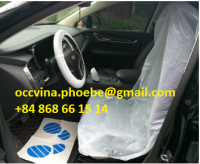 Disposable Car Seat Cover/ Protective Kits
