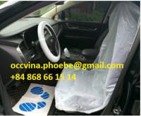 Plastic Car Seat Cover (Clean Kit 5 in 1)