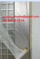 Pretaped Drop Film for Indoor Painting and Clean