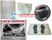 Disposable Car Clean Set