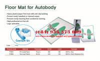 Disposable Plastic Floor Mat Cover