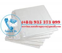 Clear Plastic Drop Sheet