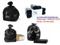GARBAGE BAG/ TRASH BAG/ PLASTIC BIN BAG/ DINNER SACK
