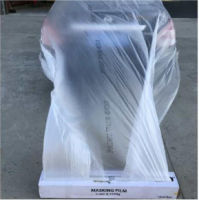 Automotive Plastic Overspray Protection Film
