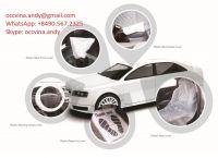 Disposable clean set 5 in 1 car detailing