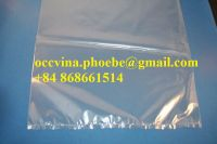 HDPE/LDPE Clear Bag