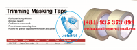 Best Quality Masking Tape for Painting
