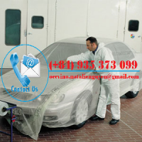 Automotive Paint Masking Film without paper core