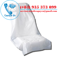 Disposable Plastic Car Seat Cover