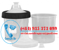 Spray Mixing Cup for Autobody Collision Repair Industry