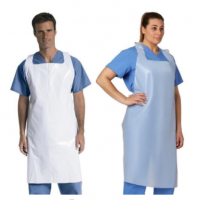 Waterproof PE Plastic Disposable Apron Direct from Vietnam Manufacturer