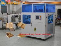 Auto tray former erector (CE) Custom-made self-lock version machine