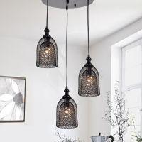 Kitchen fancy designer chandelier