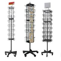 Pop rack, pop display rack, wire pop rack