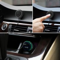 Firm Bluetooth Car FM Transmitter with Aux Car Kit With USB Port