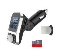 New Electronic Car MP3 Player Wireless Audio Transmitter for Car