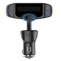 High Quality Wireless Car MP3 Player Bluetooth FM Radio Transmitter with Car