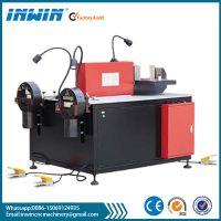 Hydraulic aluminium processing machine