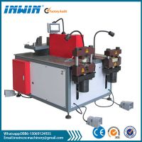 nc copper busbar processing machine