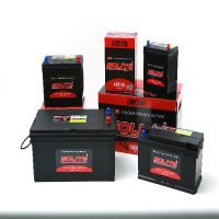 Solite Automotive MF Batteries