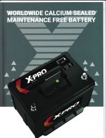 X Pro Automotive MF Batteries