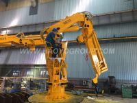 HAOYO Marine Crane Ship Crane supplier