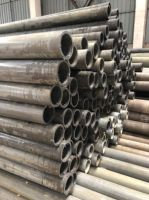 Seamless low carbon steel tubes Finished Hydraulic Cylinder honed tube