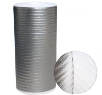 Underlayment with Aluminum