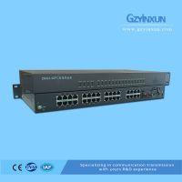 8 Channel Mini Optical Transceiver-ZMUX-08S