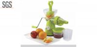 Plastic juicer