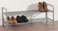 2 tier extension shoe rack