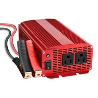 BESTEK 1000W/1200 Car DC 12V to AC 110V Power Inverter Dual Outlets Power Supply