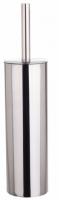 bathroom stainless steel toilet brush holder