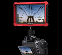 """Lilliput A7S 7"""" IPS Camera-top monitor support 4K HDMI input & loop ou"""