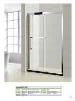 Stainless Steel Frameless Shower Doors