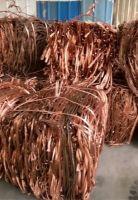 export  copper scrap wire millberry 99.9%