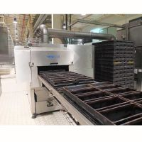 Custom Multi Strapped Toast Pan With Frame Handle For Bread Factory Equipment