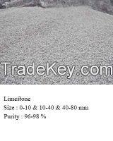 Limestone - Limestone Powder - Limestone lumps