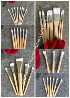 Stencil Brushes for DIY
