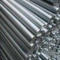 Steel Galvanizing threaded rod manufacturers