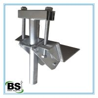 Metal Galvanized Brackets for Wood Poles