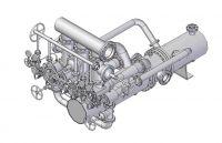 Multi Stage Steam Jet Vacuum Systems